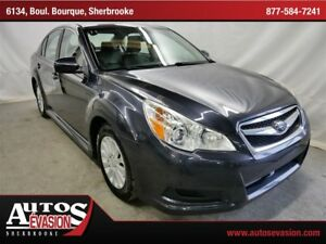 2011 Subaru Legacy 2.5 i AWD + Limited Package + CUIT + BLUETOOT