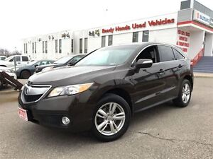 2014 Acura RDX AWD - Leather - Roof - R.Cam