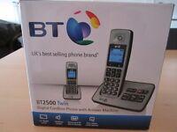 BT Twin 2500 Anwser Phone