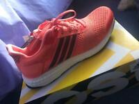 Adidas ultra boost st orange. Women's. Size 7. Top trainers.