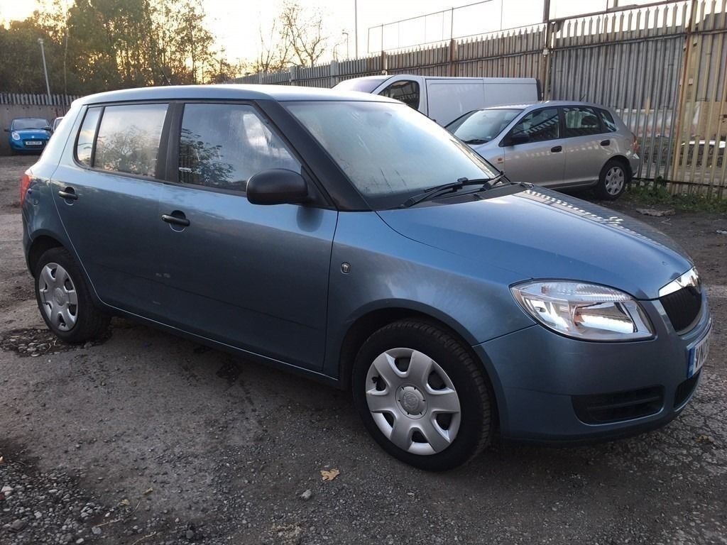 2009 Skoda Fabia 1.2 HTP 6v 1 5dr Excellent Condition,2KEYS