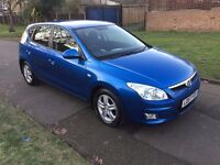 Hyundai i30 1.6 Comfort 5dr, AUTOMATIC, 6 MONTHS FREE WARRANTY, FULL SERVICE HISTORY, AUX, USB