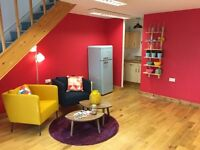 North Laine Brighton office space to LET (fully serviced)