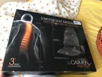 Carmen back massager