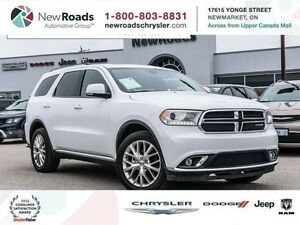 2016 Dodge Durango LIMITED AWD|LEATHER|NAV|DUAL REAR DVD