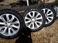 Landrover Discovery 3/4 wheels and tyres