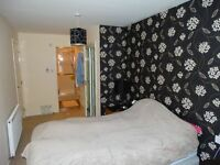 Fabulous Double Bedroom with En-suite in Modern Flat