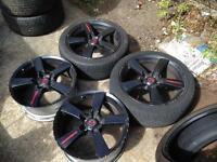 Mazda rx8 standard alloys x2 sets