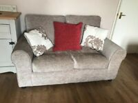 2 seater sofa and sofabed