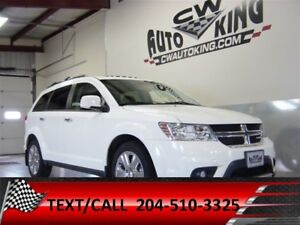 2012 Dodge Journey R/T / All Wheel / Leather / Roof / Financing
