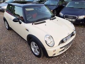 MINI Hatch 1.6 Cooper Hatchback 3dr Petrol Manual, 2 FORMER KEEPERS. ELECTRIC SUNROOF. HPI CLEAR.