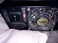 TAGAN TG580-U22 580W ATX2.01 2FORCE SLI COMPLIANT SILENT PSU PC POWER SUPPLY