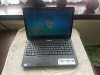 Emachine intel dual core 2gb ram 250gb hhd webcam laptop good condition all working