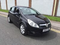 2007 Vauxhall Corsa 1.4 Only 70.000 Miles !!