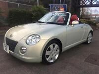 Stunning 2007 07 Daihatsu Copen 1.3 Convertible **3 Owners+Only 84000+Full History+Full Leather**