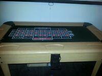 full size poker table