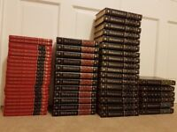 Complete set of Encyclopedia Britannica for sale 15th Edition.