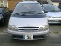 Toyota Lucida 2.2 Diesel Automatic - 8 SEATERS