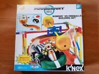 Mario kart wii bowser vs fireballs builder set knex