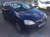 Vauxhall Corsa 1.2 sxi 2005! 12 months mot!