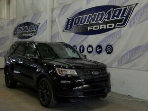 2018 Ford Explorer XLT 202A 3.5L