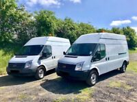 FORD TRANSIT t350 2.2 DIESEL LWB HI-ROOF 2013 63-REG *CHOICE OF 2* SERVICE HISTORY DRIVES EXCELLENT