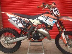 "Ktm sx 125 ""09 vgc race ready Yz cr Mx rm crf Yzf act 2 stroke enduro moto x trials"