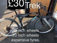 Ladies and Gents Mountain Bikes £30 - £70 mountain bike cycle