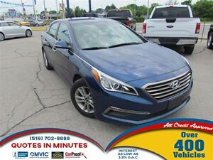 2017 Hyundai Sonata GLS | SUNROOF | BACKUP CAM | BLUETOOTH