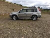 **DIESEL**NISSAN X TRAIL SPORT 2.2 DCI 4X4**NEW TYRES, NEW BATTERY...