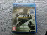 Call of duty infinite warfare ps4 sell or swap
