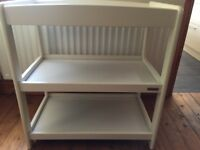 Baby changing unit - mama and papas
