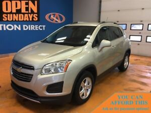 2016 Chevrolet Trax LT AWD! ALLOYS! ONLY 54031KM!
