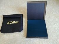 Zomei 10 stop Neutral Density Filter ND1000 100mm plus filter holder