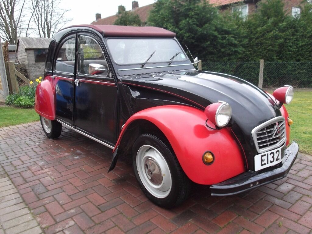 citroen 2cv for sale gumtree