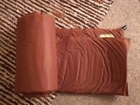 self-inflating air mattress, therm-a-rest. 182x53 cm.