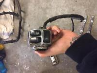 96 Harley sportster 883, lights and ignition controls