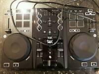 Hercules DJ Control Air Digital Mixing Decks