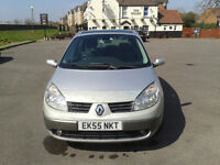 Renault Scenic 1.5 diesel 2005r.Mot to march 2017..tel 07466024366 call past 5pm.Good condition.