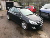 Vauxhall Astra AUTOMATIC - Low Mileage