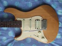 Left Handed Yamaha Pacifica 112J Electric Guitar - Solid Alder Body HSS