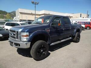 2008 Ford F-350 LARIAT 4WD