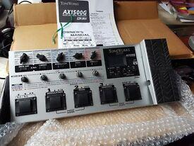 Toneworks AX1500G Processor