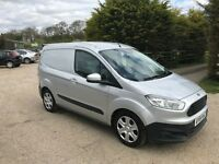 Ford transit courier 2014(64) in excellent condition throughout