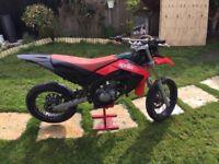 Aprilla rx50 sm moped, Rs, sr, dt