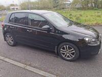 Volkswagen, GOLF, Hatchback, 2010, Manual, 1598 (cc), 5 doors