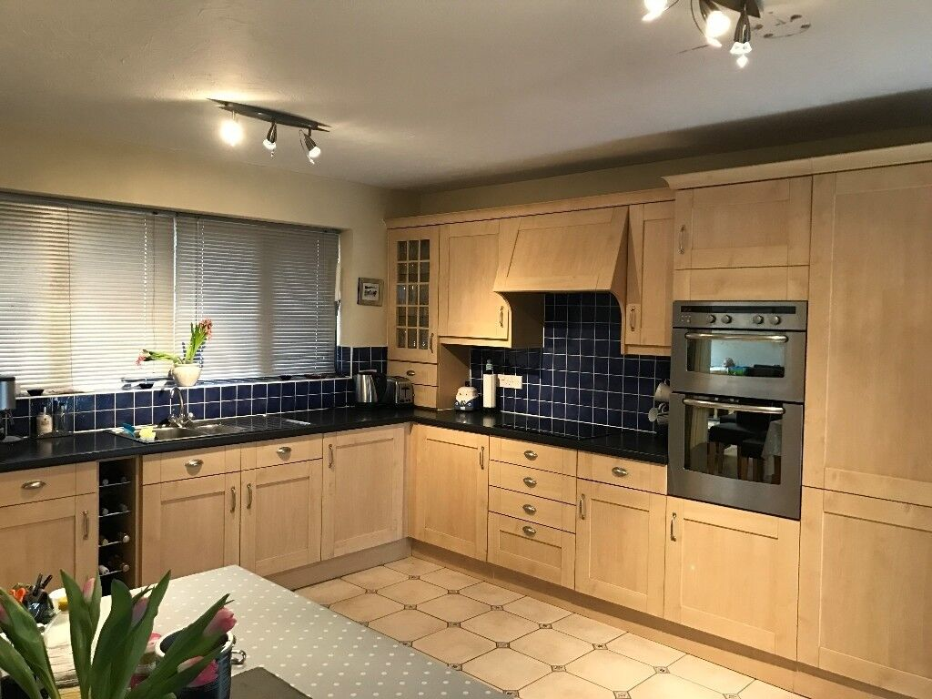 Sigma fitted kitchen and Bosch appliances | in Rhiwbina, Cardiff ...