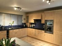 Sigma fitted kitchen and Bosch appliances