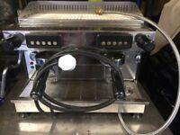 La Scala 2 group automatic coffee machine