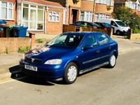Vauxhall Astra 1.6, Long Mot, Service History, Super Low Milage, Only 1 Former Keeper, 5 Doors